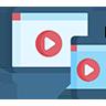 Imagem Vários Formatos de Videos